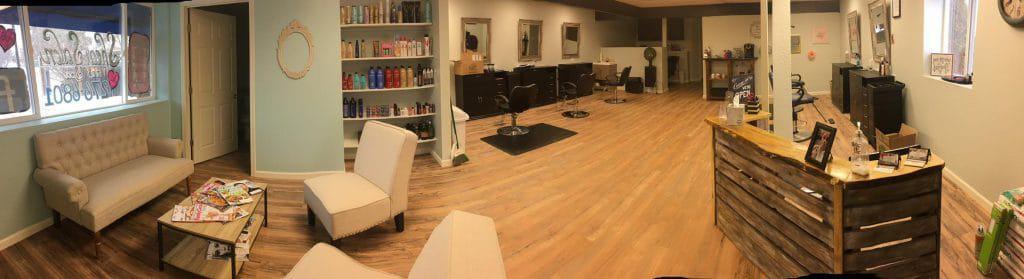 Shear Salon and Spa
