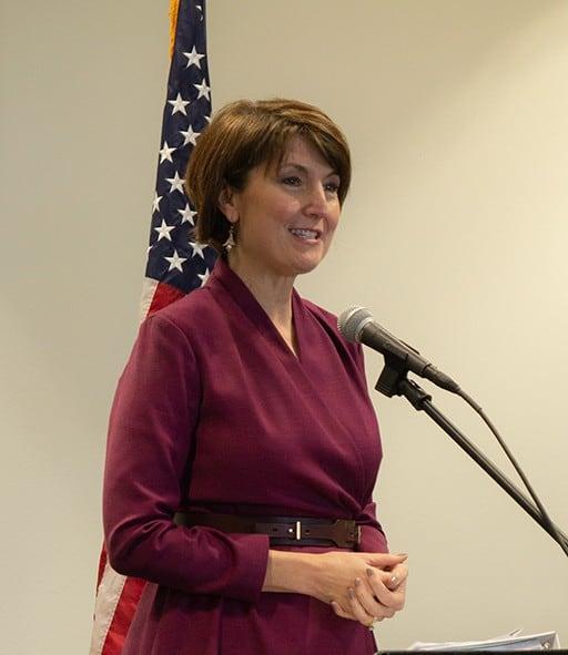 Congresswoman Cathy McMorris Rodgers DP Chamber