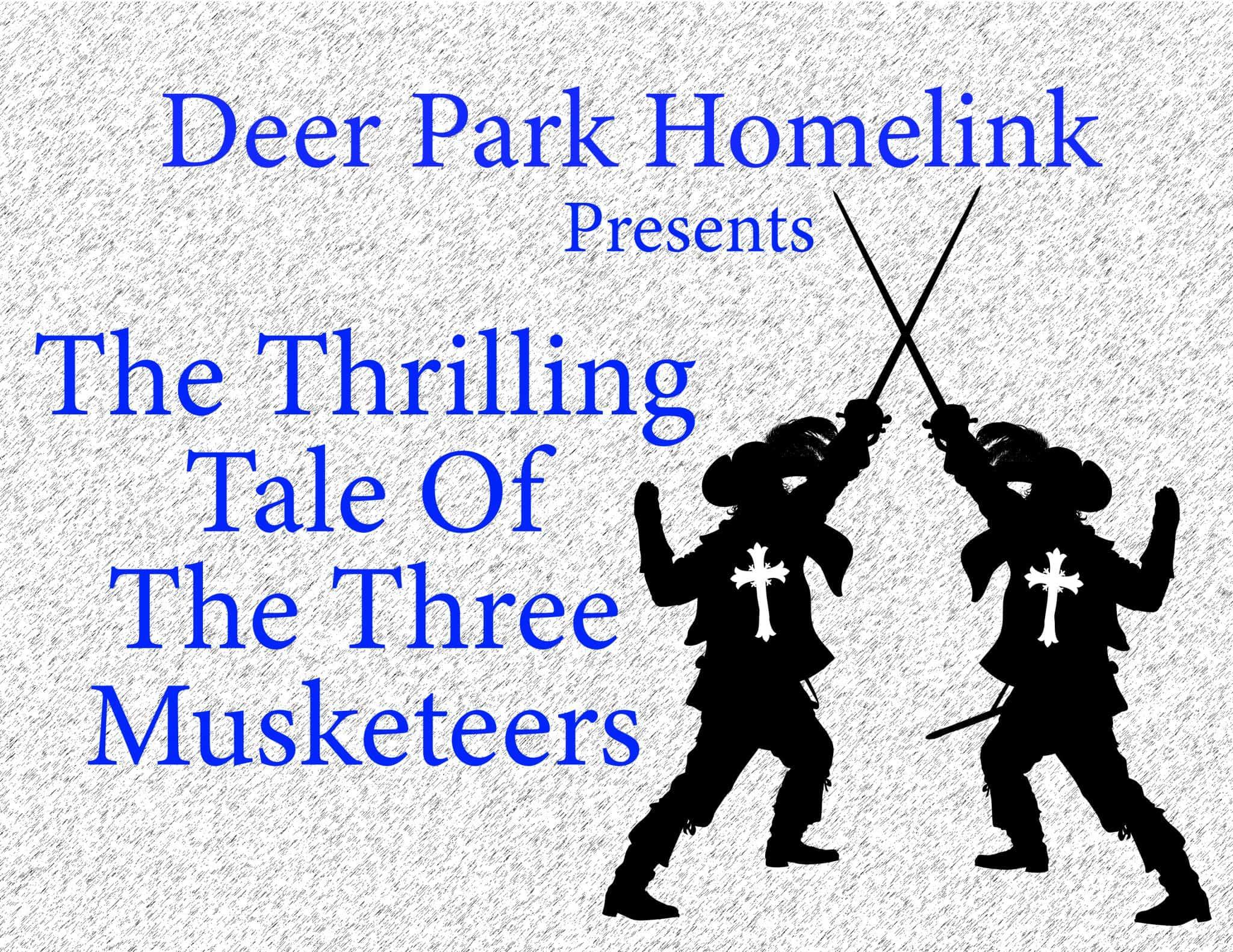 three musketeers homelink play