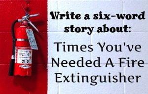 Six Word Story: February 2020