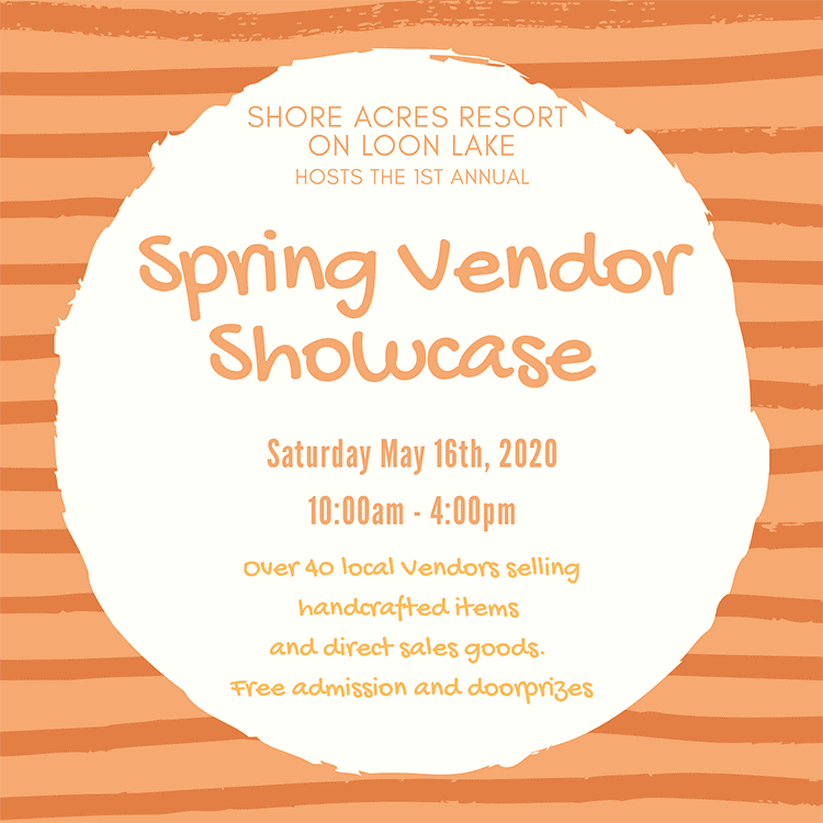 Spring Vendor Showcase
