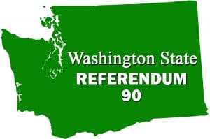 Washington State Referendum 90